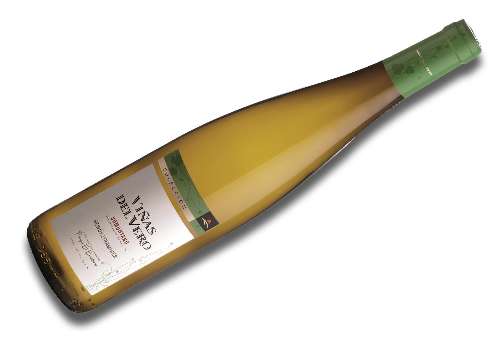 Viñas del Vero Gewürztraminer Colección es Baco de Oro.