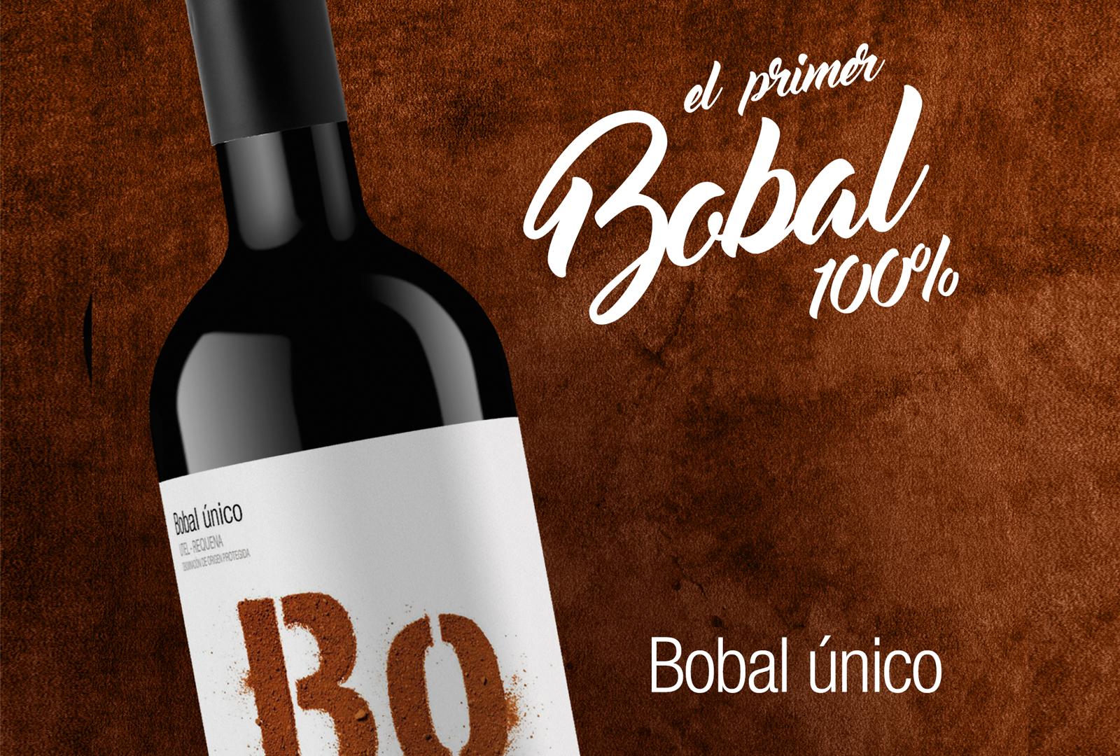 BO, el primer vino Bobal 100%.
