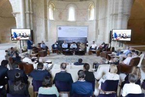 Grandes terroirs se dan cita en Abadía Retuerta