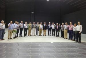 Javier Martín reelegido Presidente del Consejo Regulador de las D.O.P. Montilla-Moriles