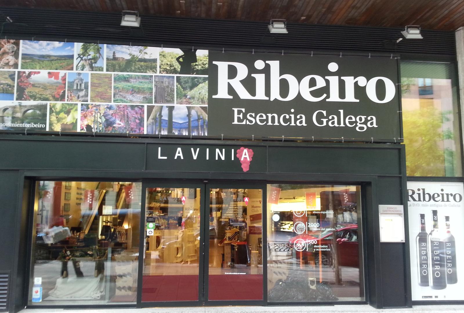 Lavinia Madrid, D.O. Ribeiro será la protagonista.