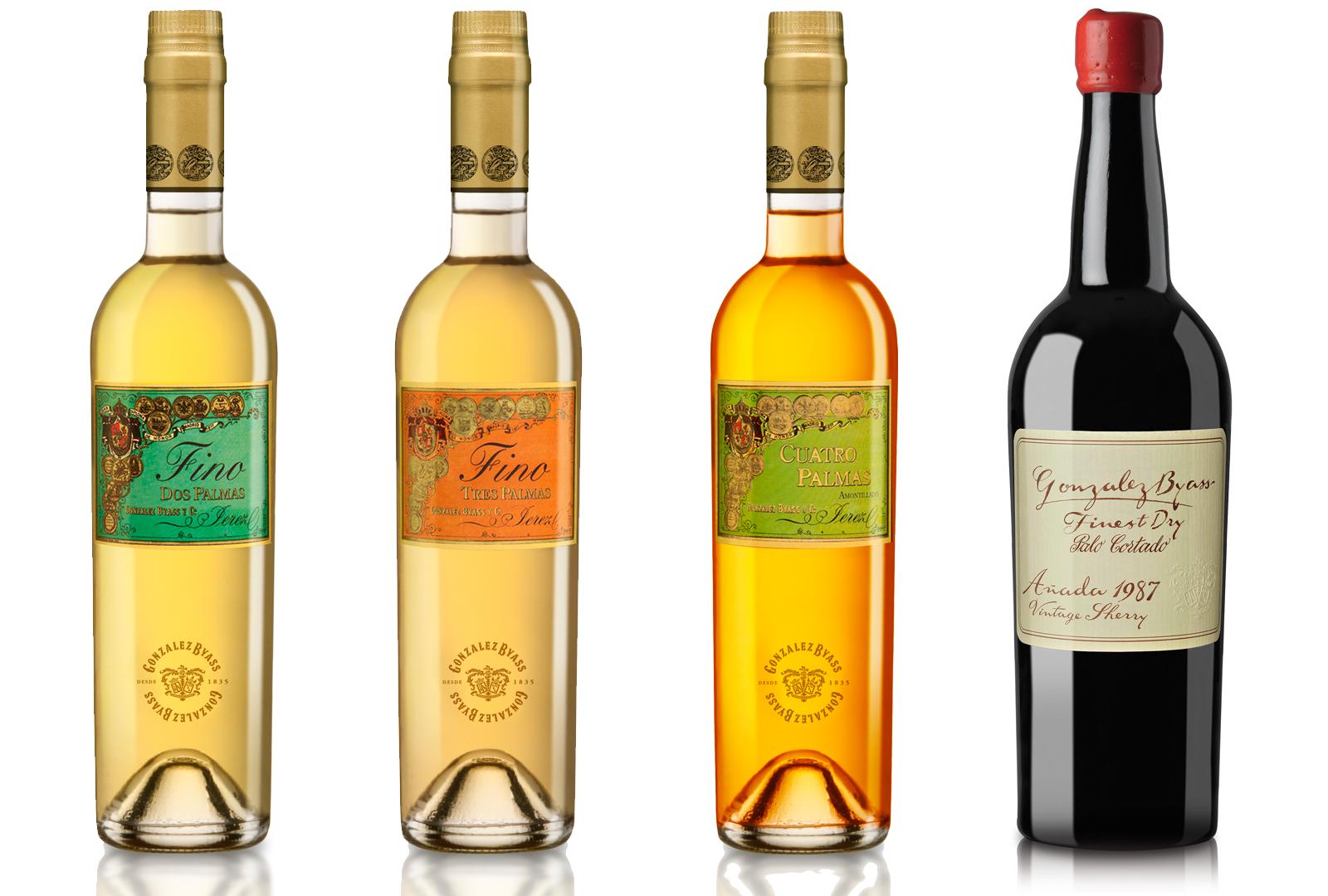 Primavera de oro para los vinos de jerez de González Byass.
