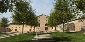 Bodegas Torres construirá una bodega en Lleida, en su finca de L'Aranyó