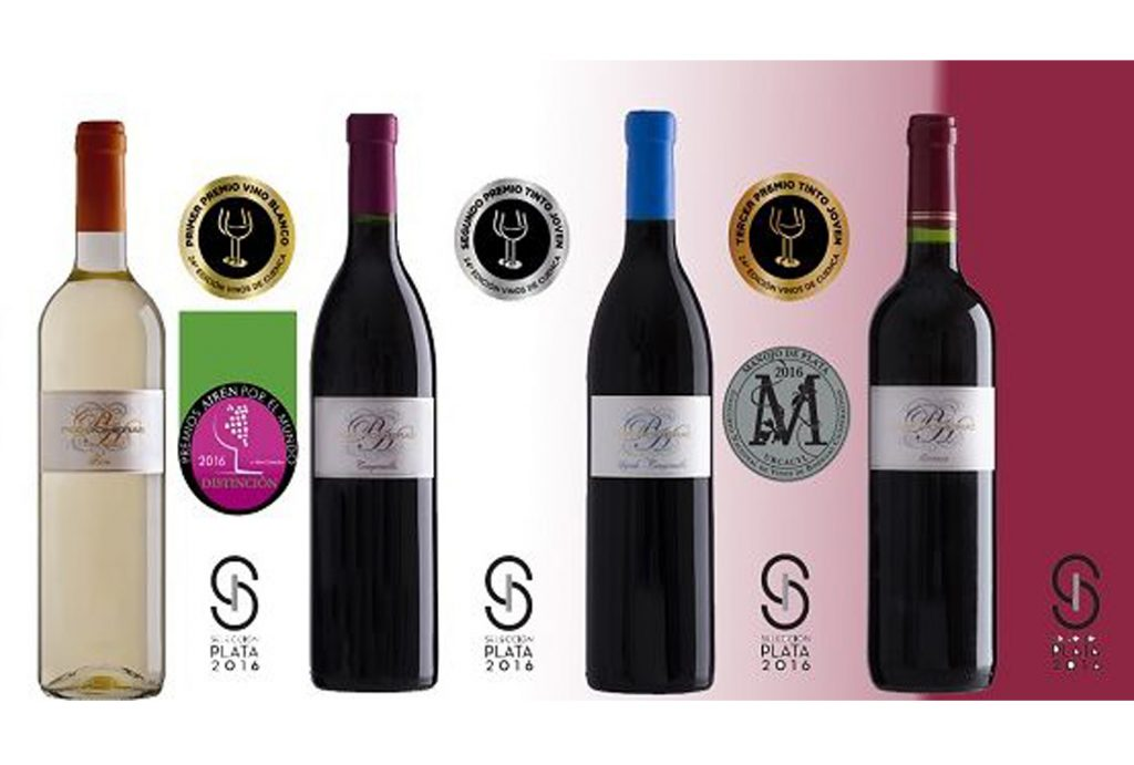 Bodegas Pedroheras Cooperativa de vino. - VINOS DIFERENTES