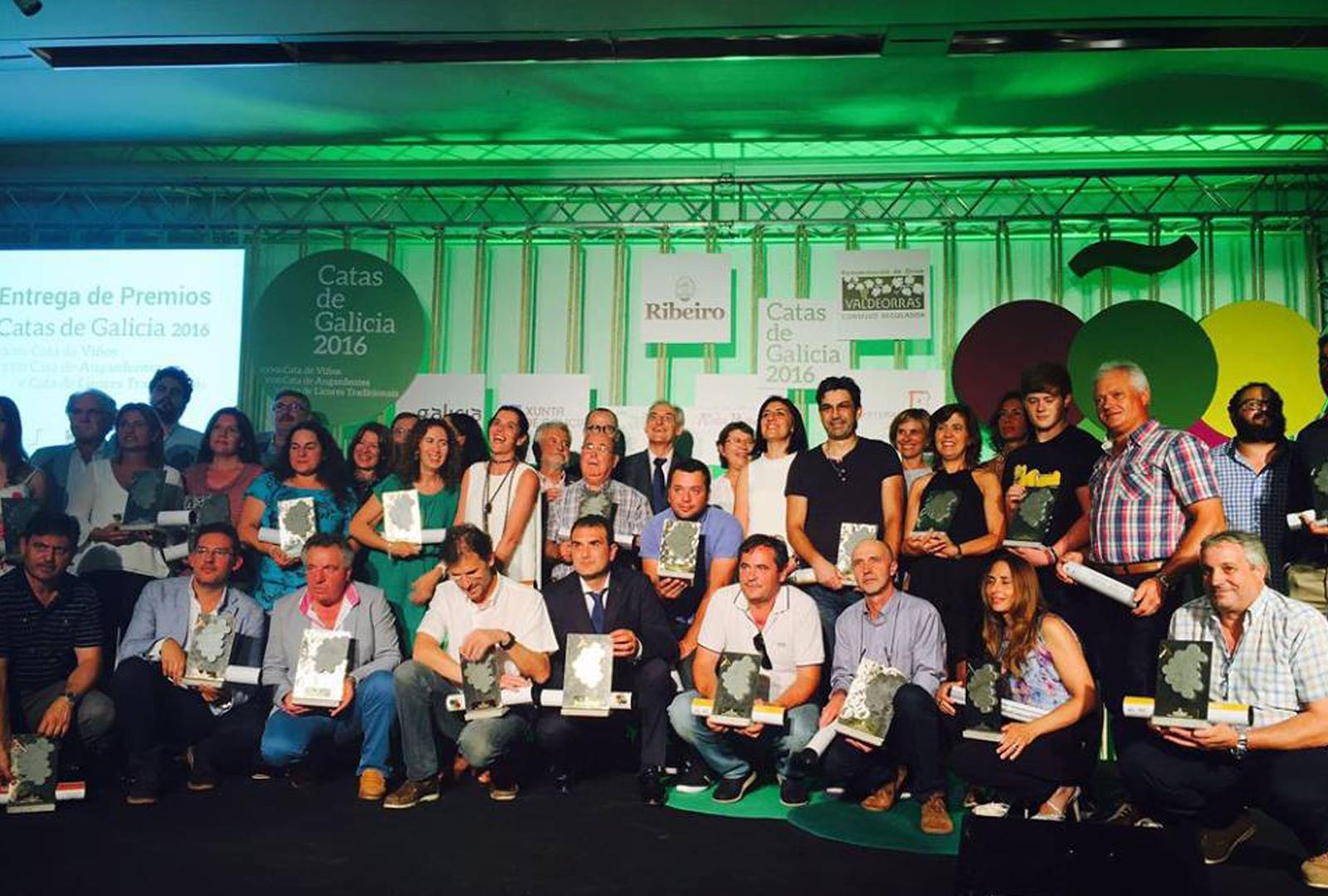 Premios Cata de Viños de Galicia.