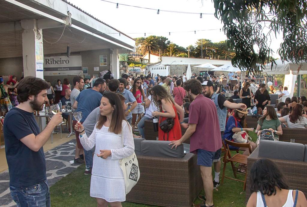 Festival Ribeiro Son de Viño