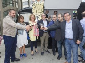 Rioja Alavesa se promocionará con un Food Truck