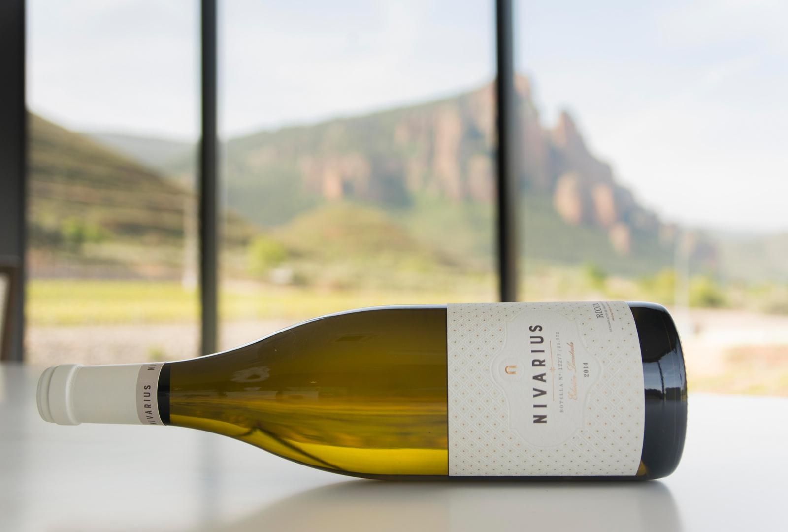 Nivarius 2014 Edición Limitada el blanco de Rioja