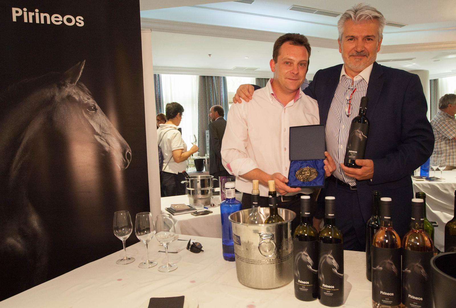 Pirineos Tinto Roble, entre los mejores vinos de España.