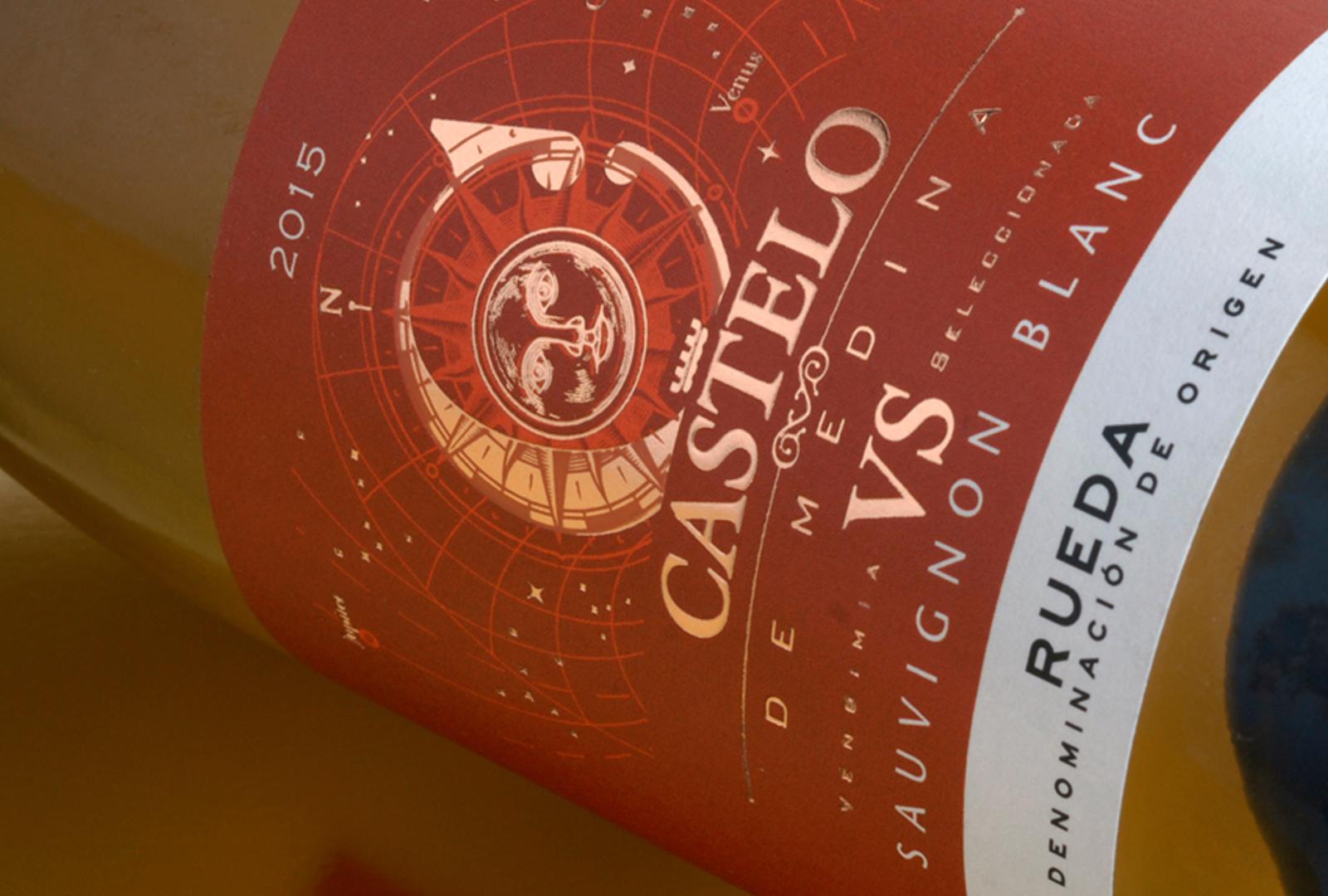 Sauvignon Blanc Vendimia Seleccionada