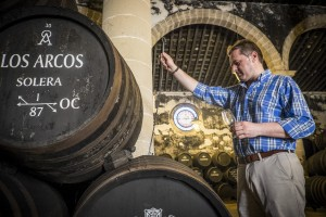 Sergio Martinez, Cellar Master de Bodegas Lustau (5)