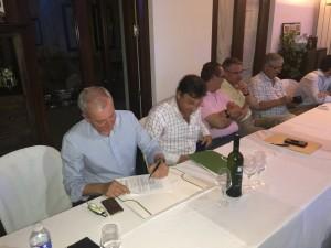 Montilla-Moriles y la Asociación de Sumilleres de Cordoba firman un acuerdo de colaboración