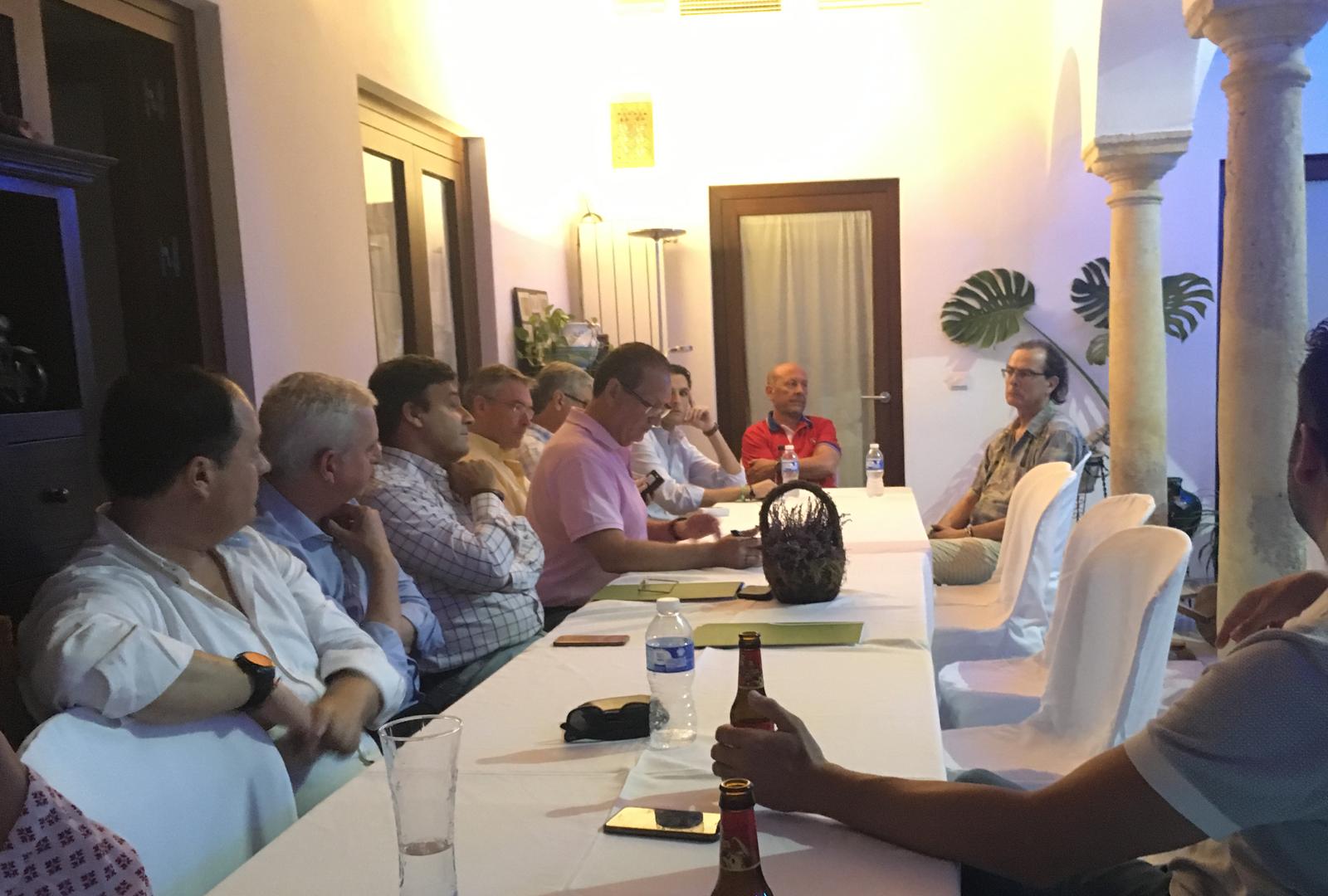 Sumilleres de Cordoba y Montilla-Moriles firman acuerdo.