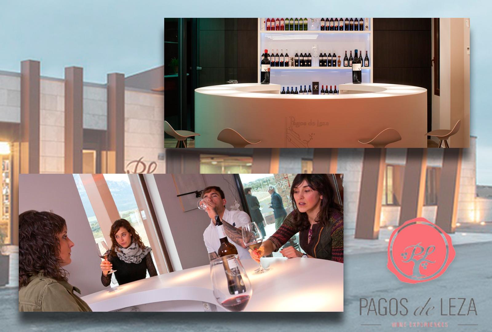 Wine-Bar de Bodegas Pagos de Leza.