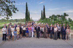 Bodegas Torres ha acogido a las grandes familias del vino europeas, en el encuentro anual de las Primum Familiae Vini (PFV)