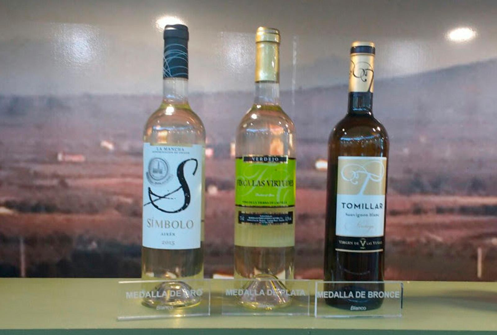 vinos de Dcoop-Baco