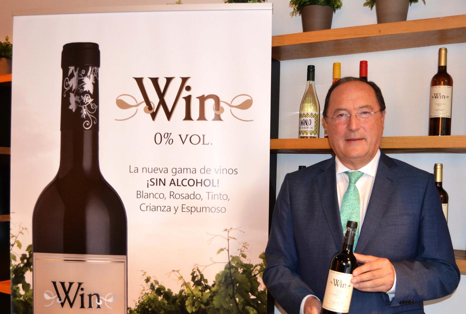 WIN, la nueva generación de vinos sin alcohol.