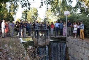 Canal de Castilla Enoturismo