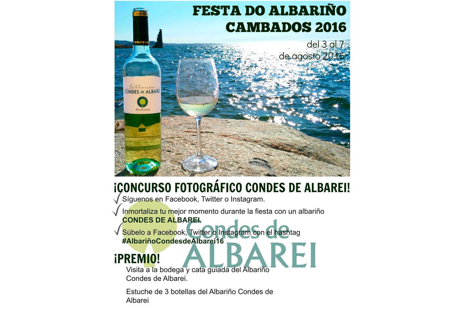 Condes de Albarei celebra su II Concurso Fotográfico