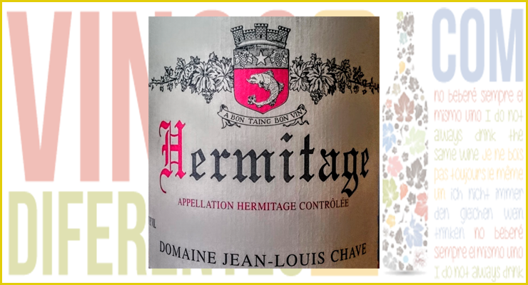 Jean Louis Chave Hermitage 2002