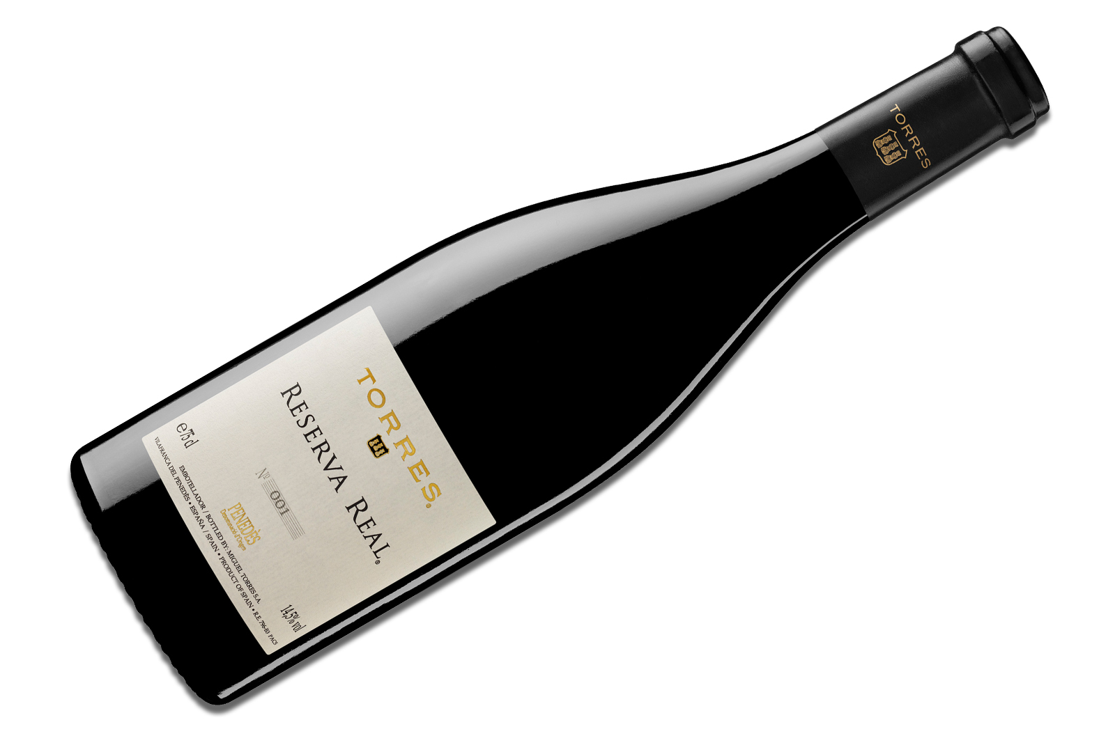Reserva Real de Bodegas Torres, mejor vino de uvas bordelesas