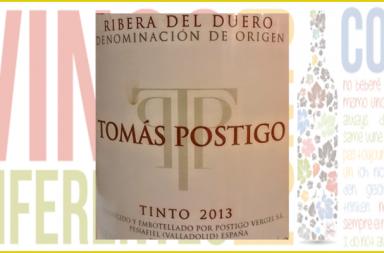 Tomás Postigo Tinto 2013