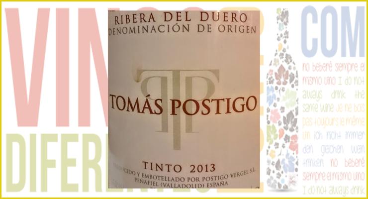 Tomás Postigo. Ribera del Duero (Castilla y León)