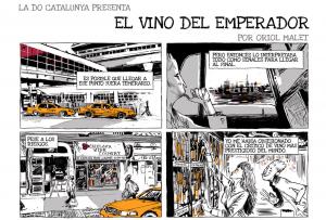 el vino del emperador