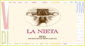 La Nieta 2012. Viñedos de Páganos.