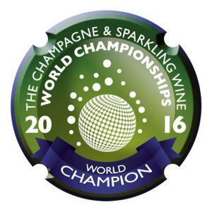 CSWWC-medalla World Champion