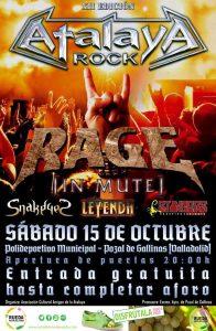 Festival Atalaya Rock 2016