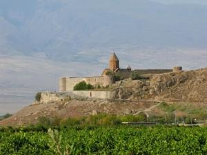 Imagen. En Armenia y en Georgia se inicia la historia del vino.