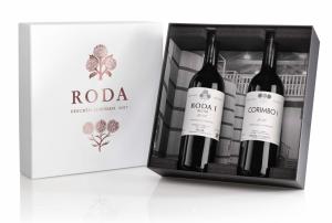 Bodegas RODA presenta esta Navidad un estuche Edición Limitada 2017