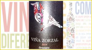 Viña Zorzal Graciano 2014