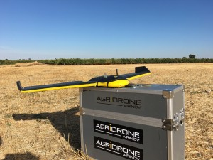 Grupo Matarromera prepara la vendimia con drones