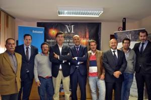 D.O Méntrida firma un convenio con Banco Sabadell
