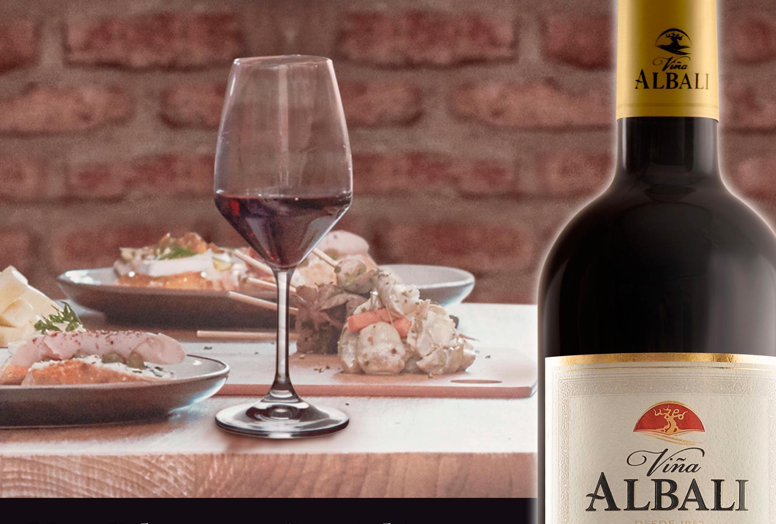 The Foodie Week Viña Albali