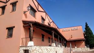 Bodegas Emilio Moro. Subzona de Valladolid. Es una bodega de referencia de la DO Ribera del Duero.