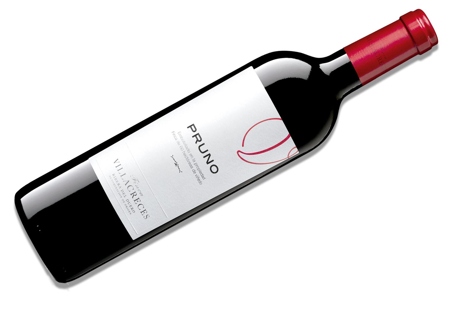 Pruno 2015. El vino más renombrado de Finca Villacreces.