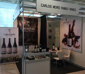 Los vinos de Carlos Moro Family Wines están presentes por primera vez en Madrid Fusión