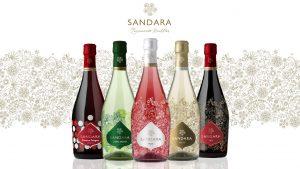 SANDARA, la gama de vinos espumosos bajos en alcohol de Vicente Gandía