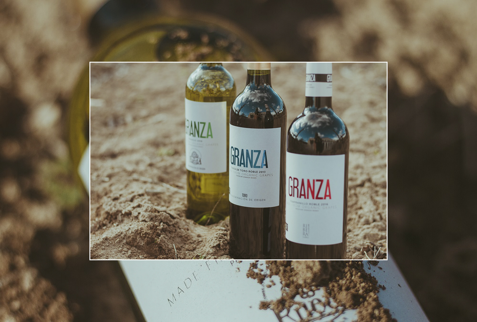vinos ecológicos granza