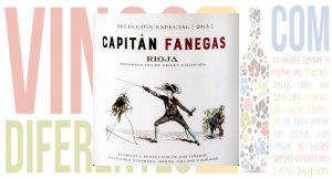 Capitán Fanegas Selección Especial 2013