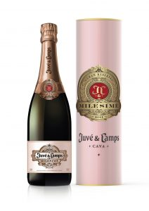 Milesimé Rosé 2011.Cava Premium, Brut monovarietal de pinot noir.