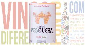 Vino Tinto Pesquera Reserva 2014.