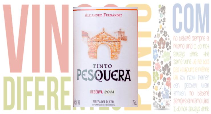 vino tinto pesquera reserva 2014