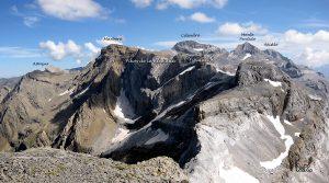 Pico Marboré con 3.248 metros de altura