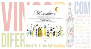 Mariluna Blanco 2017 es un vino ecológico de Bodegas Sierra Norte.