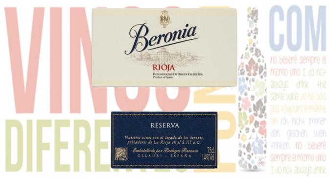 Beronia Reserva 2013