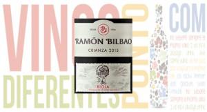 Ramón Bilbao Crianza 2015. Vino tinto de la DOCa Rioja.